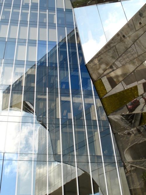 EMBT Gas Naturel Office Building